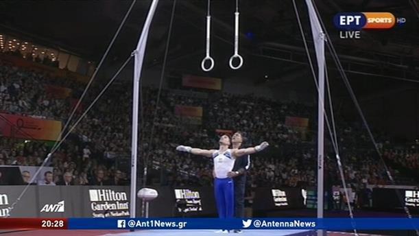 Τέταρτος στο Παγκόσμιο Πρωτάθλημα ο Λευτέρης Πετρούνιας