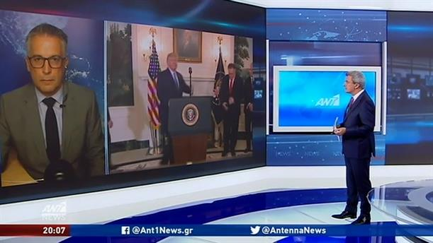 Άρση των κυρώσεων κατά της Τουρκίας ανακοίνωσε ο Τραμπ