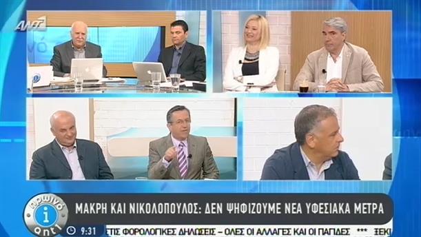 Ρ. Μακρή - Ν. Νικολόπουλος – 04/6/2015