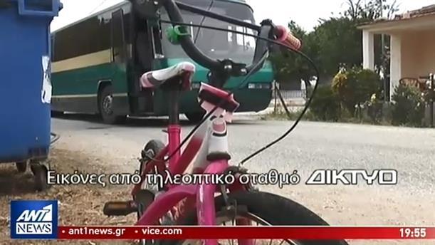 Στην Εντατική η 9χρονη που παρασύρθηκε από λεωφορείο