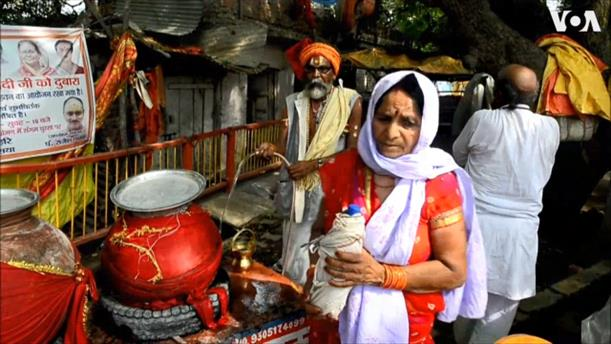 Νεκροί από τον καύσωνα στην Ινδία