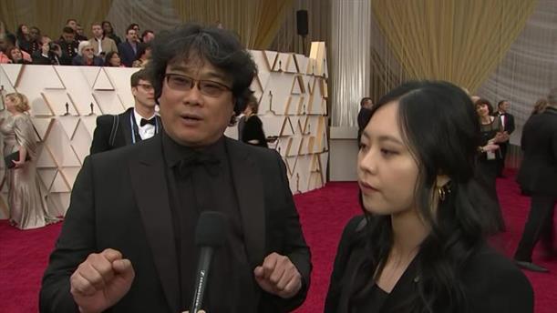 """Σκηνοθέτης της ταινίας """"Παράσιτα"""": Η πόρτα των Όσκαρ άνοιξε για ξενόγλωσσες ταινίες"""