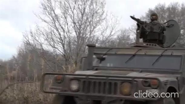Εικόνες από τις περιοχές επιτήρησης στην περιοχή ευθύνης του Δ' Σώματος Στρατού