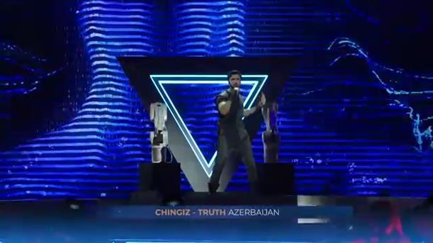 Eurovision 2019: Η πρώτη πρόβα του Αζερμπαϊτζάν
