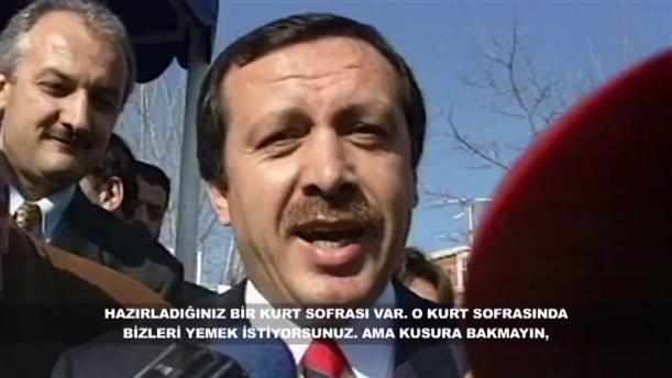 Ερντογάν: Είμαστε πολύ μεγάλοι για να μας φάτε