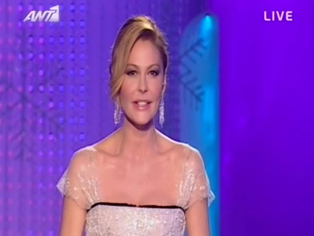 Dancing on Ice - Live 8 - 25/12/2011