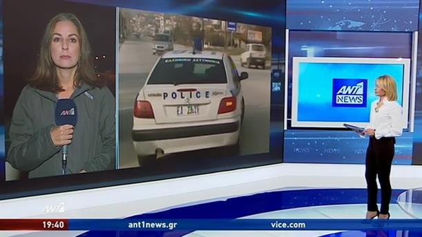 Θεσσαλονίκη: Δεκάδες συλλήψεις σε αστυνομική επιχείρηση
