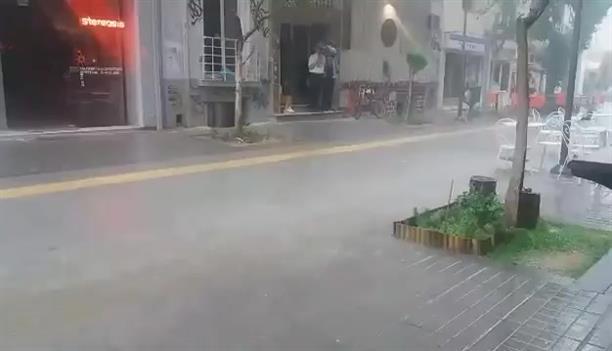 Κατακλυσμός στη Θεσσαλονίκη