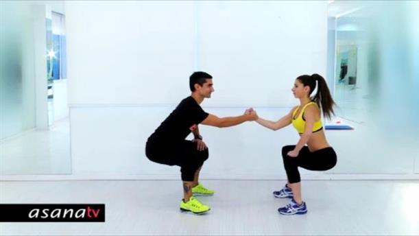 Partner Fitness (Part ΙI)