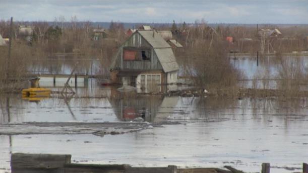 Πλημμύρες στη Σιβηρία