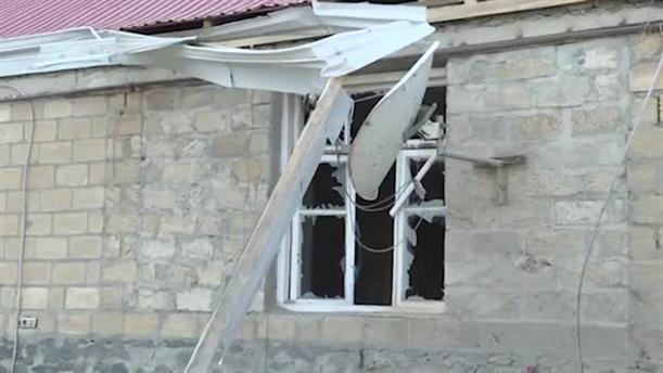 Συνεχίζονται οι μάχες στο Ναγκόρνο Καραμπάχ