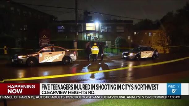 Νεαροί τραυματίες από πυροβολισμούς στο Τορόντο