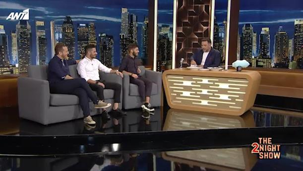 THE 2NIGHT SHOW – Final Four