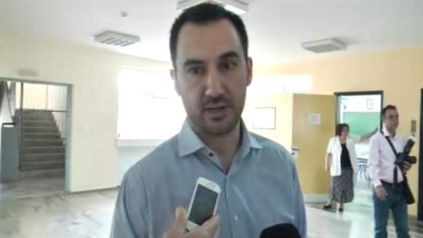 Ο Αλέξης Χαρίτσης για την εκλογική διαδικασία