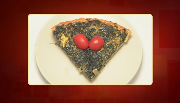 Τάρτα με σπανάκι, πράσο και φέτα της Αγγελικής - Ορεκτικό - Επεισόδιο 68