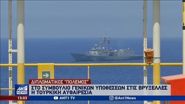 «Διπλωματικός πόλεμος» για την συμφωνία Τουρκίας – Λιβύης