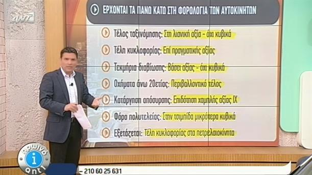 Πρωινό ΑΝΤ1 – Εκπομπή - 26/05/2015