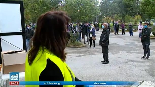 Κορονοϊός: Ανησυχία στη δυτική Αττική