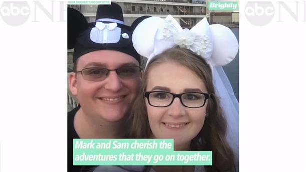 Πάλεψαν μαζί τη λευχαιμία και παντρεύτηκαν