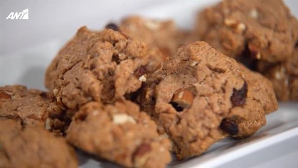 MERENDA ΜΑΝΙΑ – ΕΠΕΙΣΟΔΙΟ 17 – Μπισκότα με Merenda, ταχίνι και γιαούρτι - 2ος Κύκλος