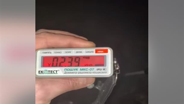 Αύξηση στα επίπεδα ραδιενέργειας από τη φωτιά στο Τσέρνομπιλ