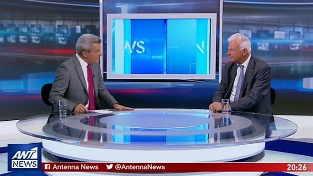 Ο Παναγιώτης Πικραμμένος στον ΑΝΤ1 για τις εκλογές και την Νέα Δημοκρατία