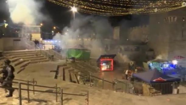 Ισραήλ - Παλαιστίνη: Τραυματίες από τις συγκρούσεις στην Ιερουσαλήμ