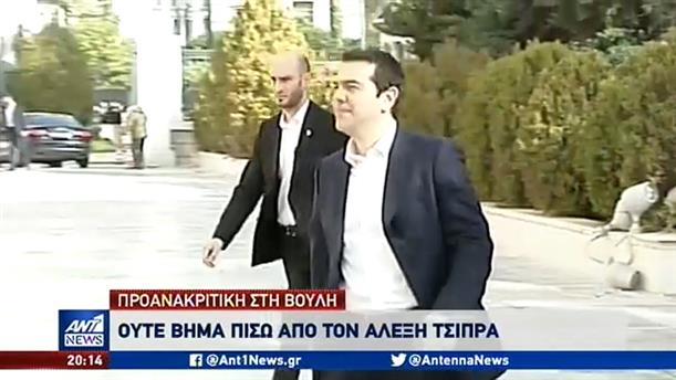 """""""Νέο επεισόδιο"""" για την συμμετοχή Τζανακόπουλου – Πολάκη στην Προανακριτική"""
