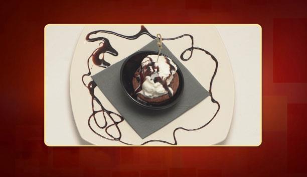Σουφλέ σοκολάτας της Δήμητρας - Επιδόρπιο - Επεισόδιο 64