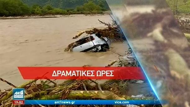 """""""Ιανός"""": Δραματικές επιχειρήσεις διάσωσης"""