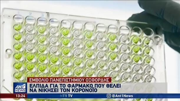 Οξφόρδη: Υψηλές προσδοκίες από το εμβόλιο