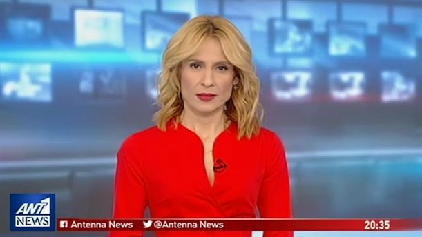 ANT1 NEWS 23-03-2019 ΣΤΙΣ 19:30