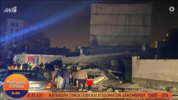 Ο Πρόεδρος των Χειμαρριωτών για τον μεγάλο σεισμό στην Αλβανία