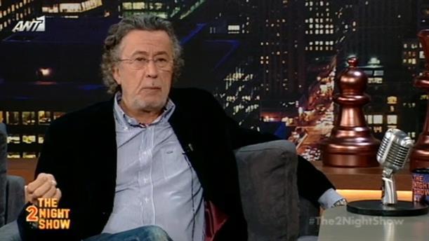 Μάκης Τριανταφυλλόπουλος - Επεισόδιο 5