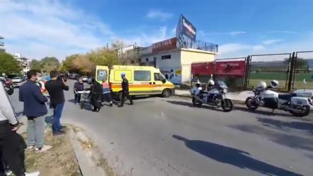 Τραυματισμός αστυνομικού σε επεισόδια