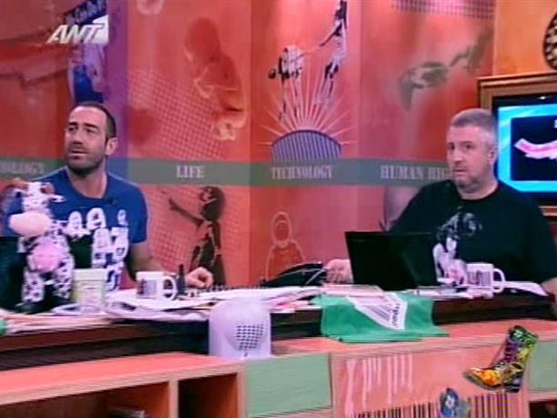Ράδιο Αρβύλα 02-02-2011