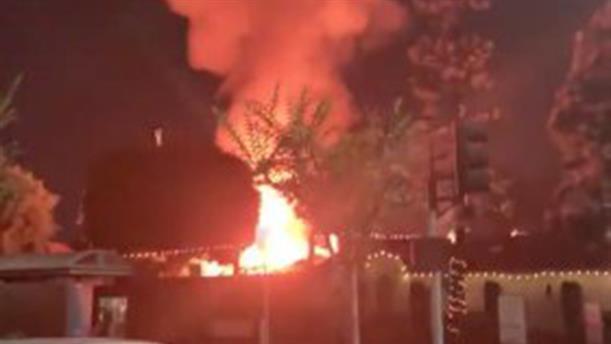 Ισχυρές εκρήξεις σε φεστιβάλ μπίρας στην Καλιφόρνια