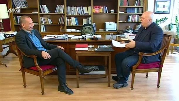 Πρωινό ΑΝΤ1 – Εκπομπή - 27/02/2015