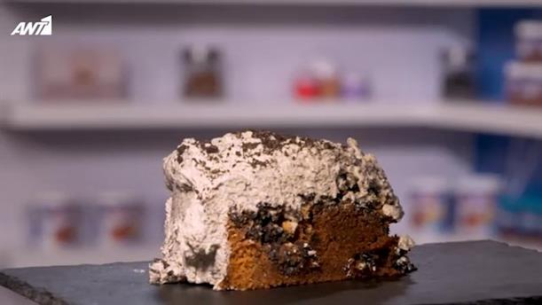 MERENDA ΜΑΝΙΑ – ΕΠΕΙΣΟΔΙΟ 32 – Cake με Merenda και μπισκότα Oreo