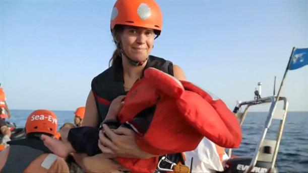 Σκάφος της Sea-Eye διέσωσε άλλους 44 μετανάστες