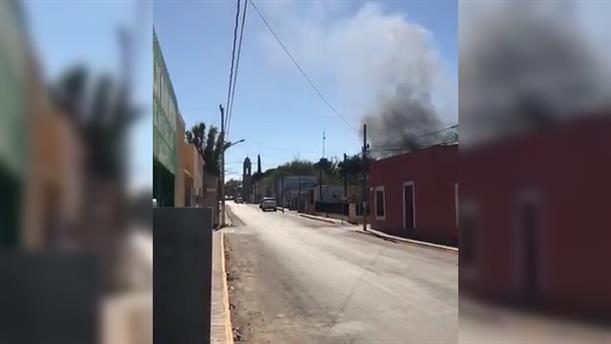 Μάχη αστυνομικών με μέλη καρτέλ ναρκωτικών στο Μεξικό