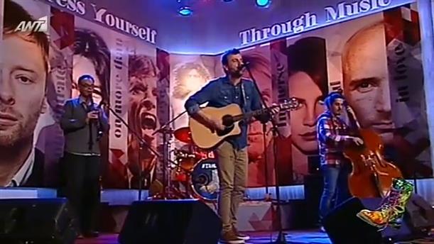 Ράδιο Αρβύλα – Κυριάκος Κουγιουμτζόγλου - 23/03/2015