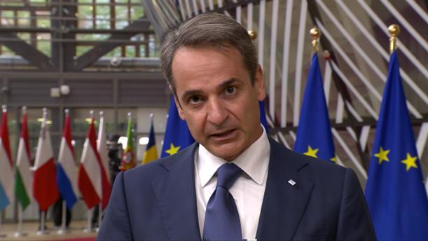 Ο Πρωθυπουργός στη Σύνοδο Κορυφής στις Βρυξέλλες