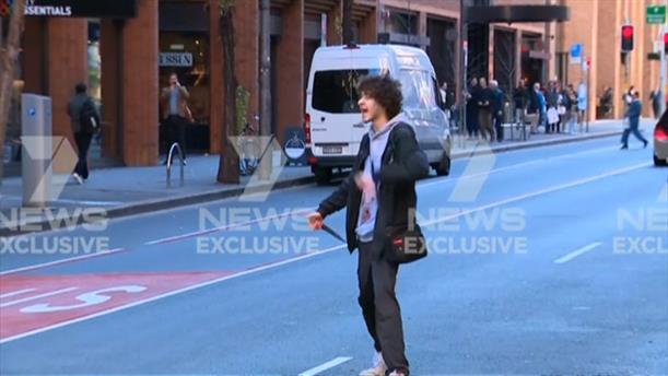 Άνδρας με μαχαίρι επιτέθηκε σε γυναίκα στην Αυστραλία