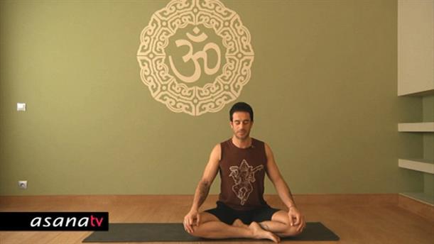 Anusara Yoga: Aσκήσεις για καλή αναπνοή