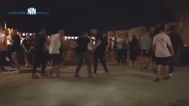 Γλέντι και χορός στην Ναύπακτο