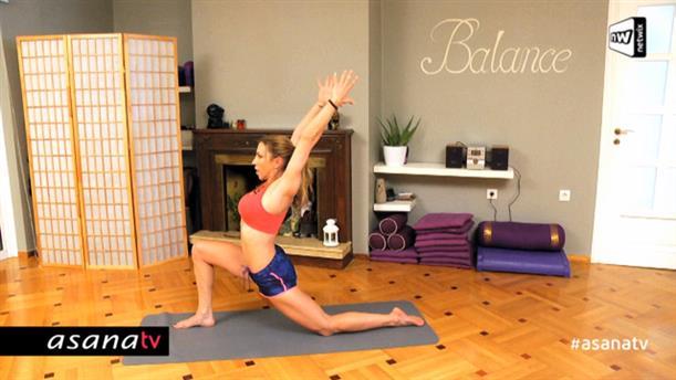 Yoga για αθλητές (επίπεδο αρχαρίων)