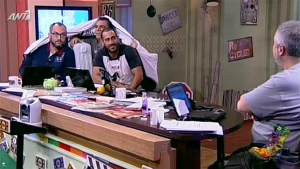 Ράδιο Αρβύλα - 05/12/2012