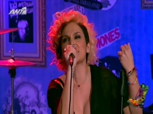 Ράδιο Αρβύλα – Ελεωνόρα Ζουγανέλη - 25/01/2012