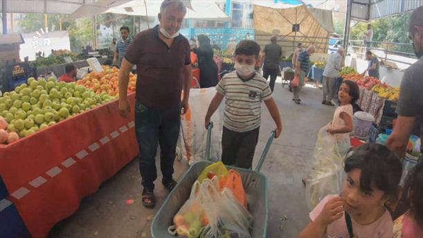 Παιδική εργασία στην Τουρκία
